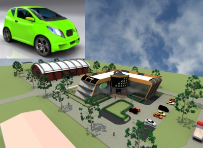 Center for Research in Transportation Technologies   The