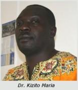 Dr Kizito Maria, Dean, MTSIFA