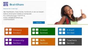 Brainshare App by Charles Muhindo