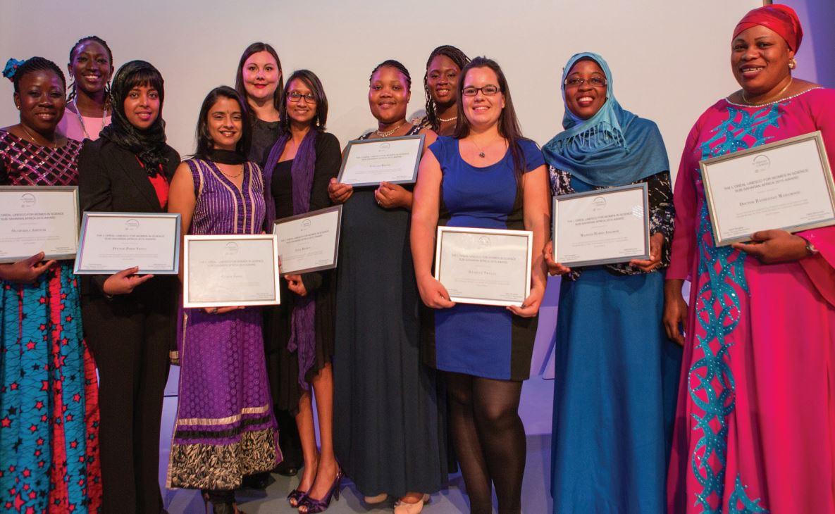 Loreal-UNESCO For Women in Science Sub-Saharan Africa Fellowships