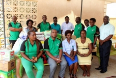 Technology Consults donates to Loving Hearts Orphanage