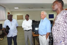 Job Evaluation Committee Visits CEDAT