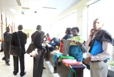 Regional Collaborations Conference - Maputo 2012