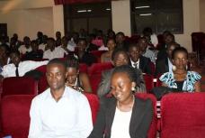 Student Leaders Handover 2014