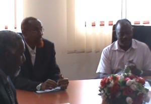 Somali Delegates visit CEDAT