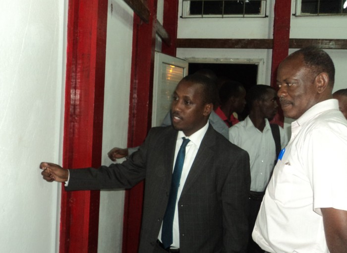 Students' Associations hold joint handover