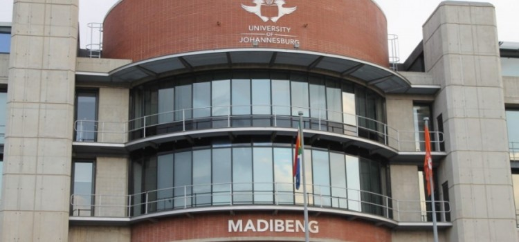 Collaboration with the University of Johannesburg