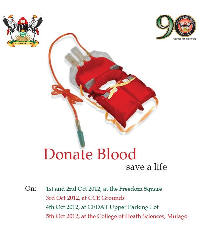 Blood Donation Drive