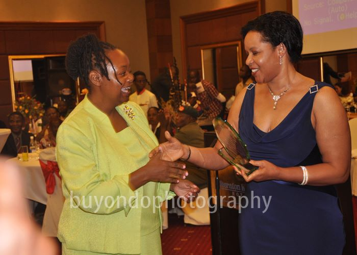 Dr Dorothy Okello wins Women Achievers Award