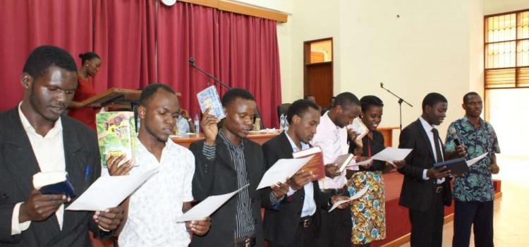 CEDAT student body gets new leadership