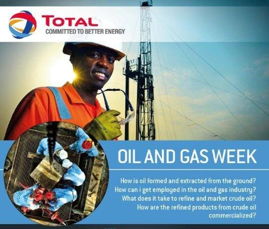 oil week poster