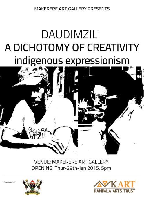 DAUDIMZILI: A Dichotomy of Creativity