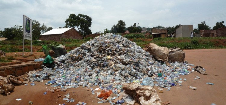 Mapping out the solid waste generation and collection models: The case of Kampala City