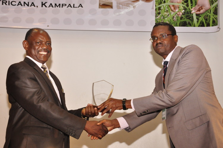 Recognised for their Service to The Makerere – SIDA Research Programme