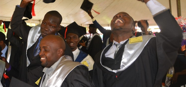 Makerere's 71st Graduation Ceremony 2021