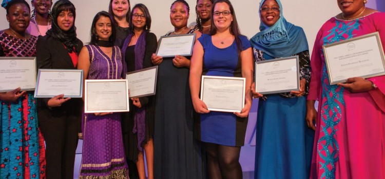 L'Oreal – UNESCO For Women in Science Sub-Saharan Africa Fellowships