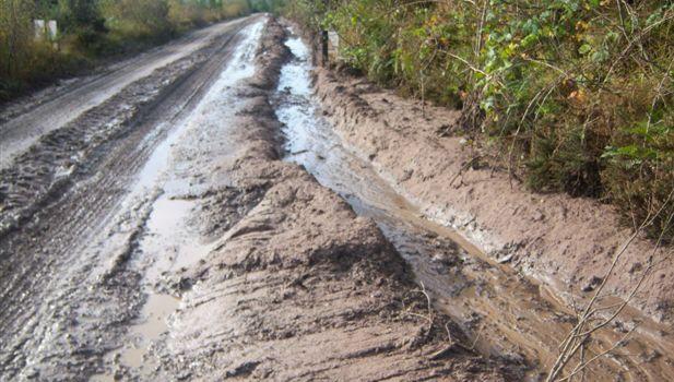 Modeling The 'Second' Soil Erosion On Murram Roads In Uganda