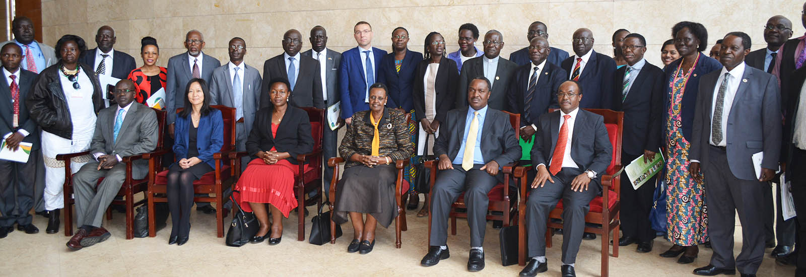 First Lady launches the Eastern and Southern African Centres of Excellence II Projects in Uganda