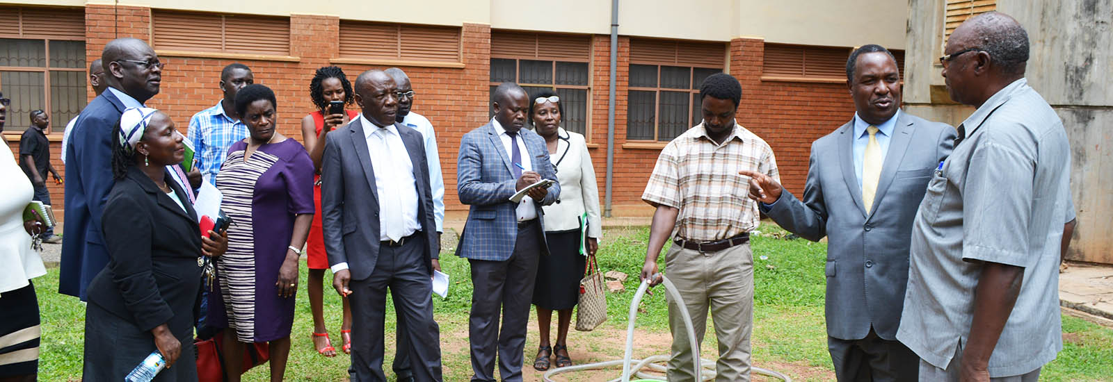 Minister commends Makerere's contribution to fighting youth unemployment