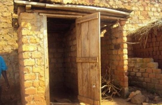 Assessing ambient and internal environmental conditions of pit latrines in urban slums of Kampala, Uganda: effect on performance