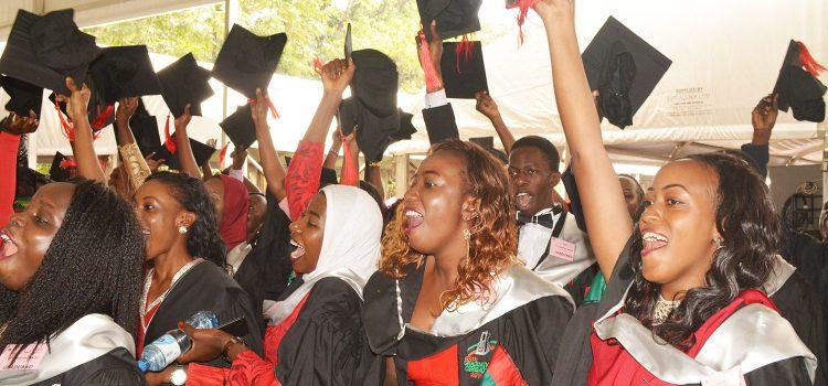 500 CEDAT students graduate at Mak 69th ceremony