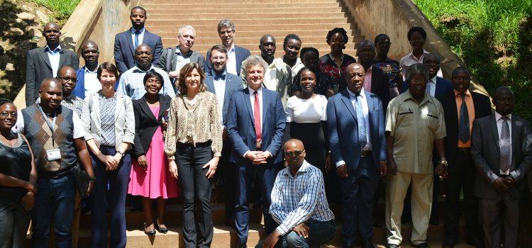 CEDAT hosts delegation from Karlsruhe