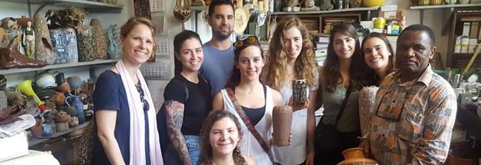 MTSIFA hosts Professors from Bezalel Academy-Jerusalem for Ceramics Workshop
