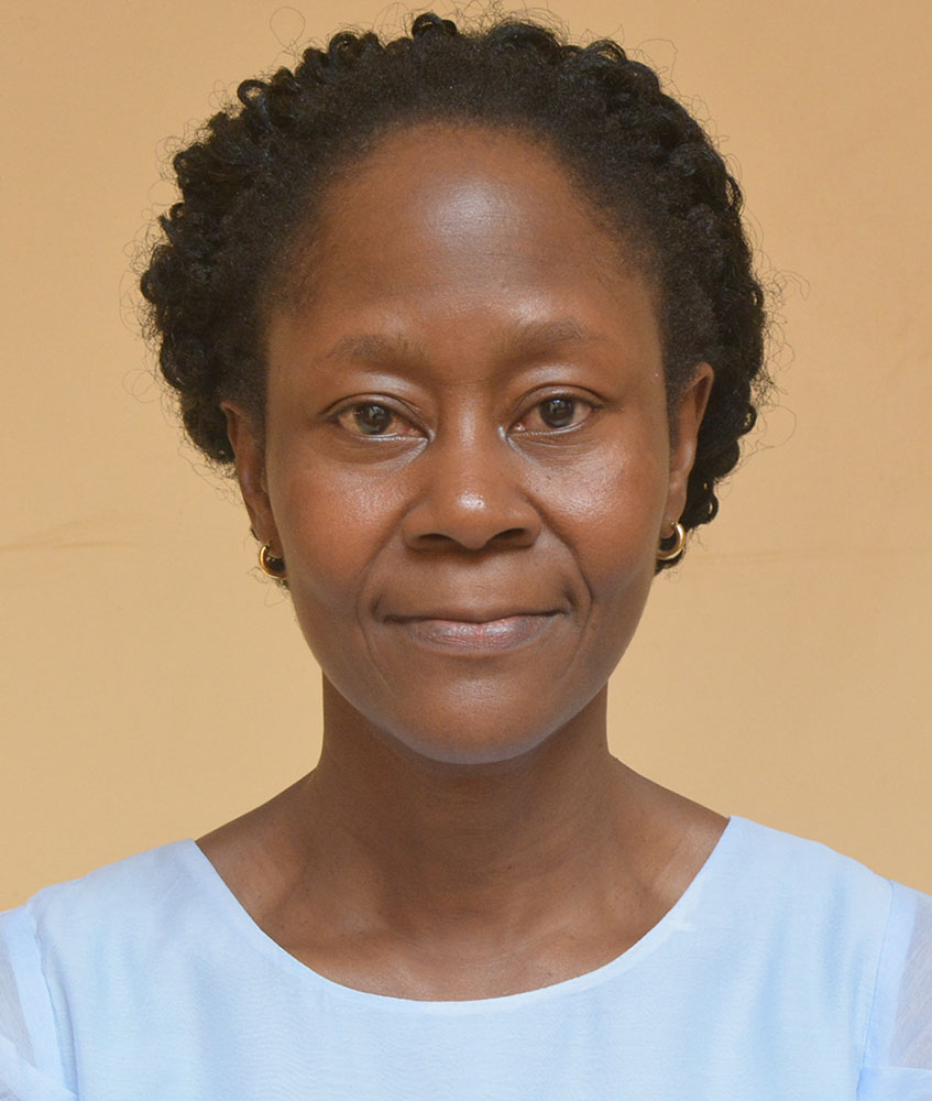 Dr Robinah Kulabako