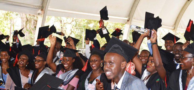793 Graduate from CEDAT at MAK's 70th Graduation Ceremony