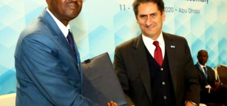 EACREEE and IRENA Sign MoU to Accelerate Renewable Energy Development in the EAC Region