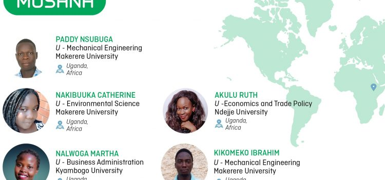CEDAT Students emerge Finalists in global design competition