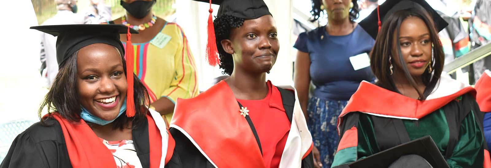 Congratulations: Over 700 graduate from CEDAT