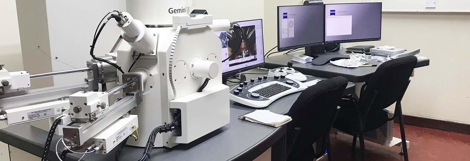 MAPRONANO ACE acquires VP Sigma 300 Scanning Electron Microscope Equipment